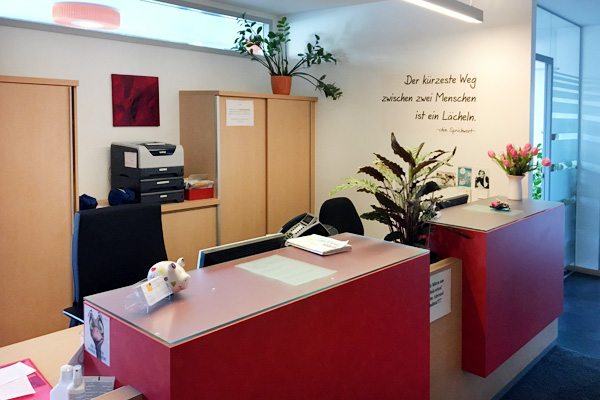 Unsere Praxis Praxis Dr Neumaier Internist Hausarzt